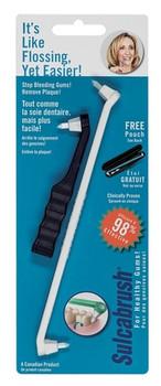 Sulcabrush Safe Floss Pick & Travel Pick