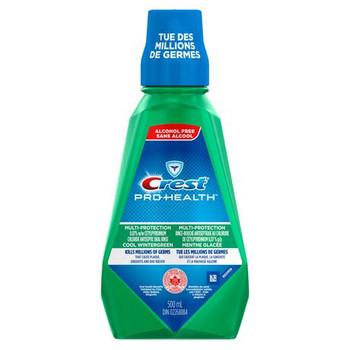 Crest Pro-Health Multi Protection Mouthwash - Coll Wintergreen | 500 ml