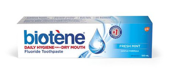 Biotène Daily Hygiene for A Dry Mouth Fluoride Toothpaste - Fresh Mint | 100 ml
