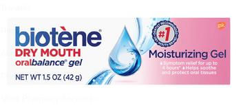 Biotène Dry Mouth Oral Balance Moisturizing Gel | 34 ml