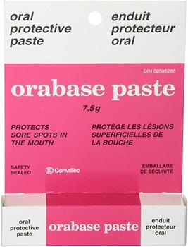 Orabase Oral Protective Paste   7.5 g