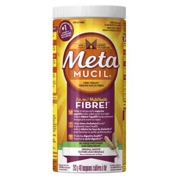 Metamucil 3 in 1 MultiHealth Original Smooth Fibre Powder | 616 g