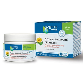 Earth's Care Arnica Compound Ointment | 71 g