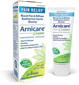 Boiron Arnicare Cream Pain Relief - Adults & Children | 70 g