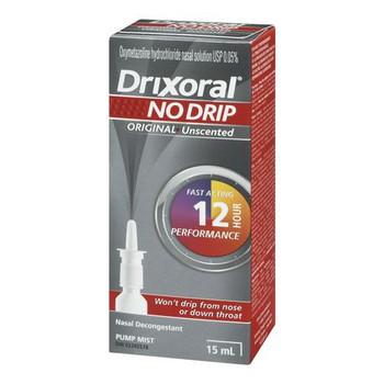 Drixoral No Drip Original | 15 mL