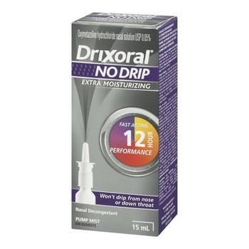 Drixoral No Drip Extra Moisturizing | 15 mL
