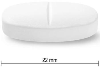 Jamieson High Potency Magnesium + D3, 500mg & 500 IU | 60 Caplets