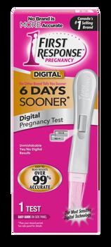 First Response Digital Pregnancy Test | 1 Test