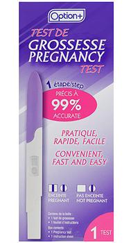 Option+ Pregnancy Test | 1 Test
