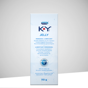 K-Y Jelly Personal Lubricant | 113 g