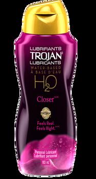 Trojan Closer H2O Personal Lubricant | 163 ml