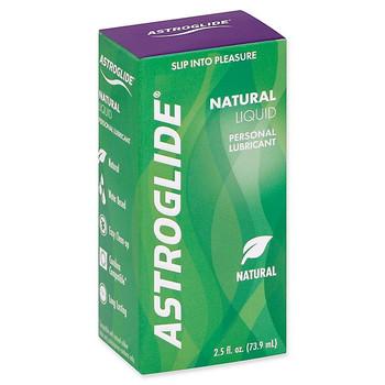 Astroglide Natural Liquid Personal Lubricant | 73.9 mL