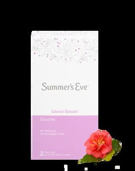 Summer's Eve Island Splash Douche | 2 x 133 ml