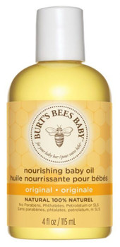 Burt's Bees Baby Original Nourishing Baby Oil | 115 mL