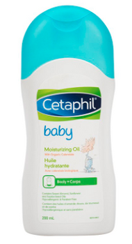 Cetaphil Baby Moisturizing Oil - Body | 200 mL