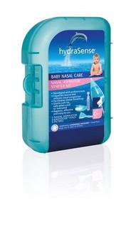 HydraSense Baby Nasal Care Nasal Aspirator Starter Kit