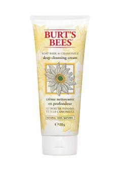 Burt's Bees Soap Bark & Chamomile Deep Cleansing Cream | 170g