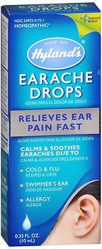 Hyland's Earache Drops | 10 ml