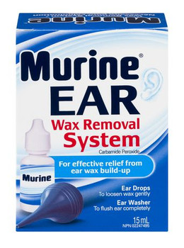 Murine Ear Wax Removal System | 15 ml