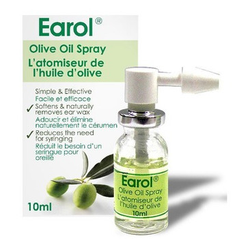 Earol Olive Oil Ear Wax Removal Spray | 1 Kit