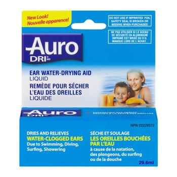 Auro-Dri Ear Water-Drying Aid Liquid | 29.6 ml