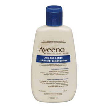Aveeno Anti-Itch Lotion | 118 mL