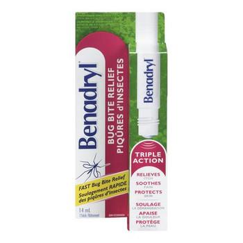 Benadryl Bug Bite Relief Stick | 14 mL