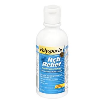 Polysporin Itch Relief Lotion | 177 mL