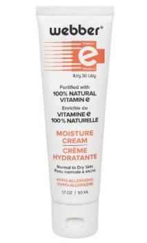 Webber Vitamin E Moisture Cream | 50 mL