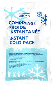 Option+ Instant Cold Pack