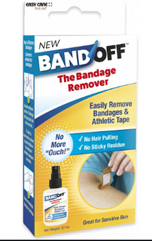 """BandOff The Bandage Remover - No More """"Ouch!"""" 