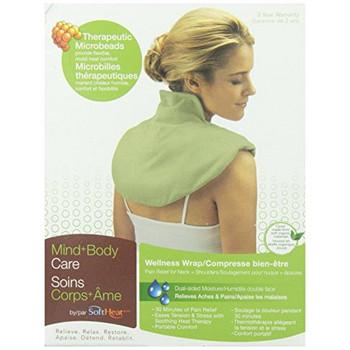 SoftHeat Mind + Body Care Wellness Wrap | Neck Wrap