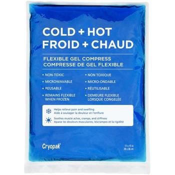 "Cryopak Cold + Hot Flexible Gel Compress | 11"" x 15"""