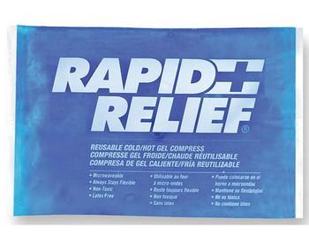 Rapid Relief Reusable Cold/Hot Gel Compress