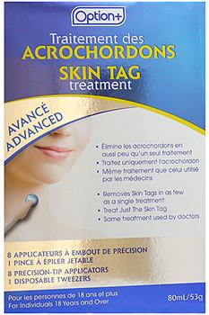 Option+ Advanced Skin Tag Treatment   80 ml