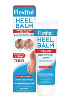 Flexitol Heel Balm for Dry, Cracked & Rough Feet | 56 g