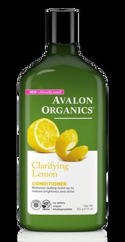 Avalon Organics Clarifying Lemon Conditioner | 325ml