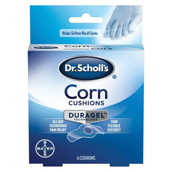 Dr. Scholl's Corn Cushions with Duragel Technology | 6 Cushions