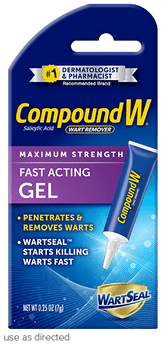 Compound W Maximum Strength Fast Acting Gel | 7 g
