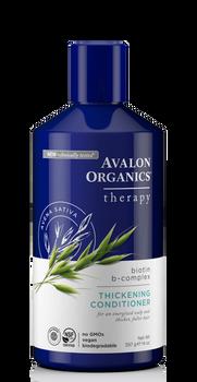 Avalon Organics Biotin B-Complex Thickening Conditioner | 414 ml