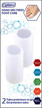 Option+ Toe Protectors | 2 Pack - Medium
