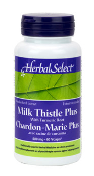 Herbal Select Milk Thistle Plus Extract 500mg | 60 Vcaps