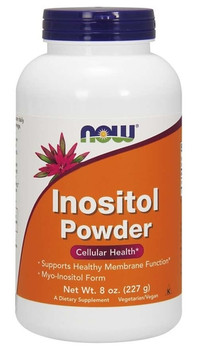 NOW Inositol 100% Pure Powder | 227 g