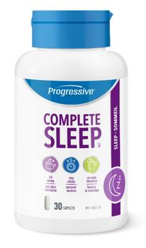 Progressive Complete Sleep Supplement | 30 Caplets