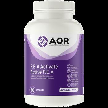 AOR P.E.A Activate 400 mg | 90 Capsules
