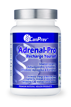 CanPrev Adrenal-Pro | 120 Vegetable Capsules