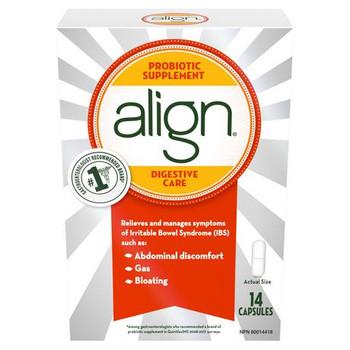 Align Probiotic Supplement | 14 Capsules