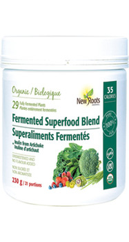 New Roots Organic Fermented Superfood Blend | 230 g