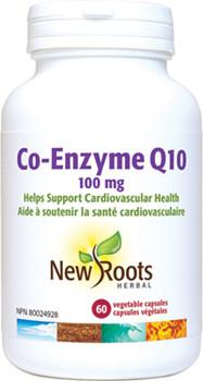 NR-Co-Enzyme Q10 100mg | 60 Vegetable Capsules