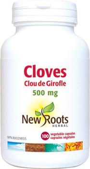 NR-Cloves 500mg | 100 Vegetable Capsules